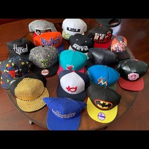 Other - SnapBack and Fitted Hats 💪🏽